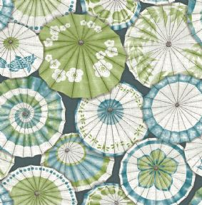 Mistral East West Style Wallpaper Mikado 2764-24360 By A Street Prints For Brewster Fine Decor